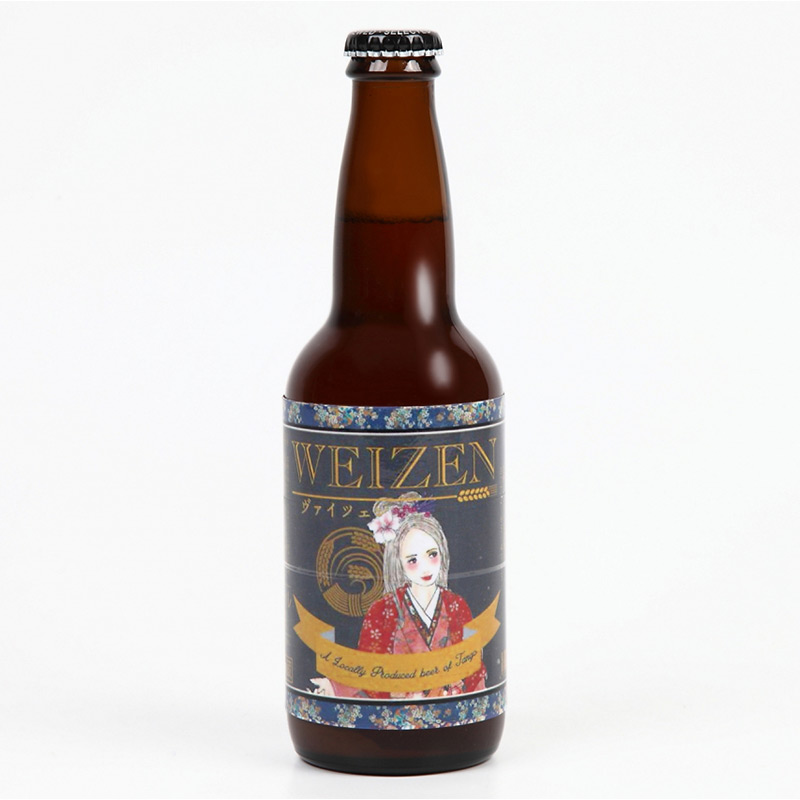 京都丹後クラフトビール ヴァイツェン 【330ml×12本】