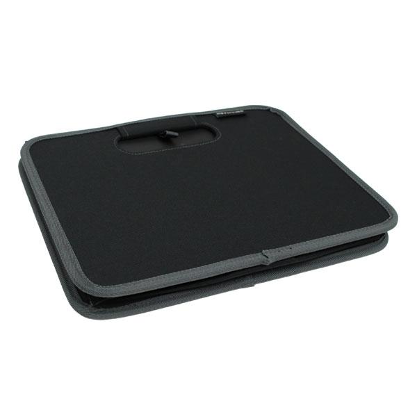 MEYLIVING ポータブル折りたたみ収納ボックス Sサイズ ブラック A100561