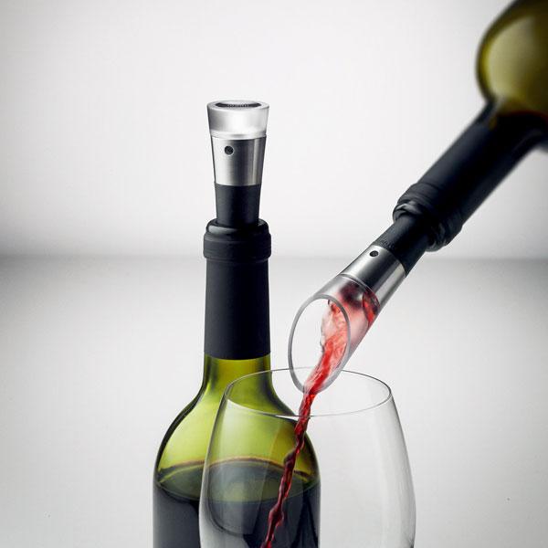 MENU ヴィニョン ポアラー&ストッパー ワインセット