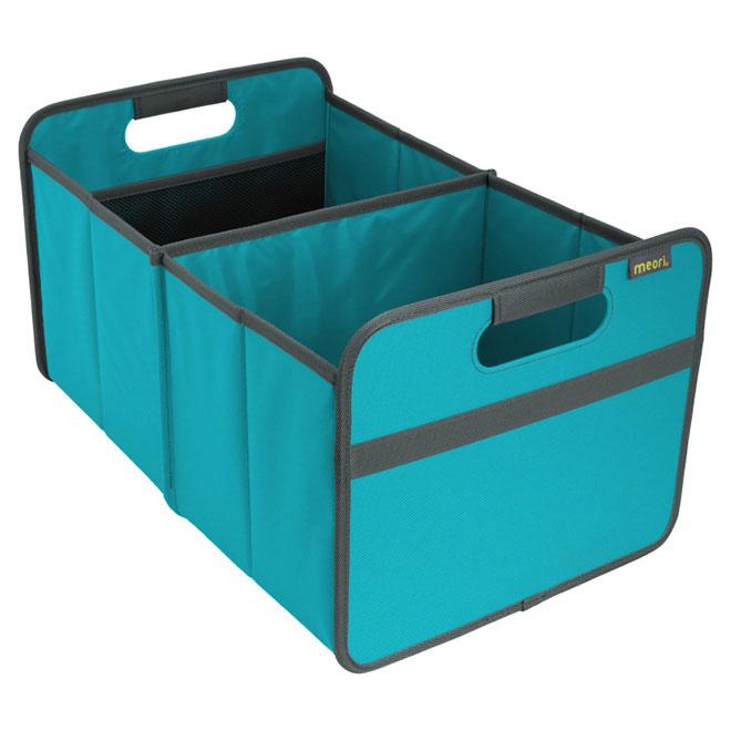 meori ストレージボックス ソリッド Lサイズ ブルー