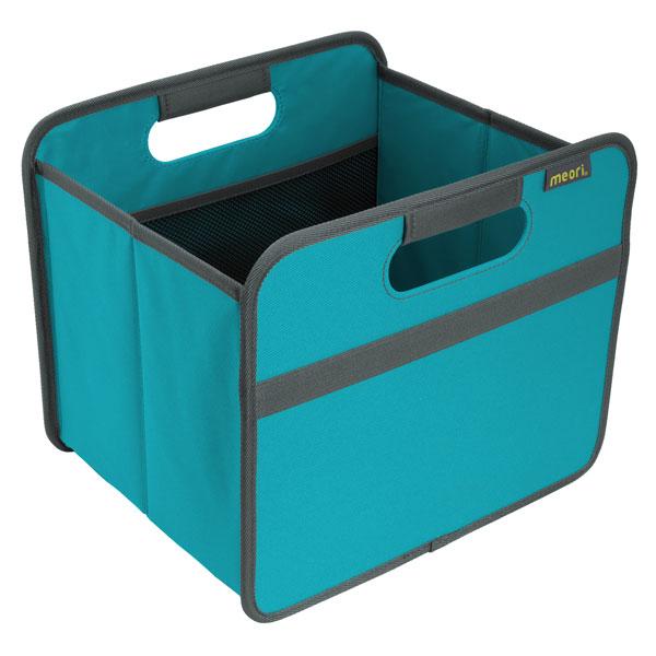 meori ストレージボックス ソリッド Sサイズ ブルー