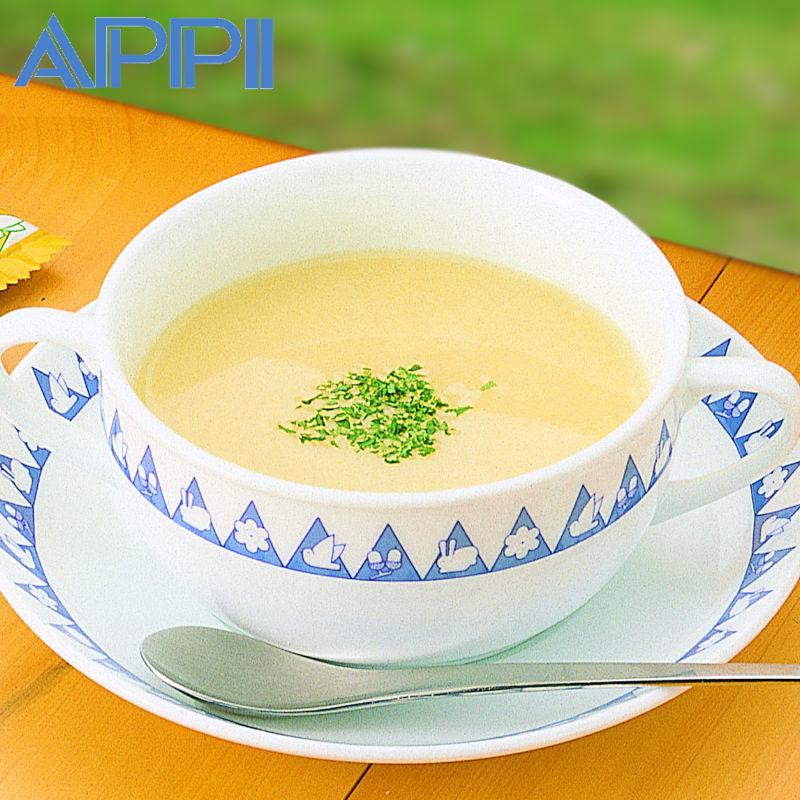 【お手軽】安比高原 牛乳で溶かしておいしい コーンスープ 30袋セット