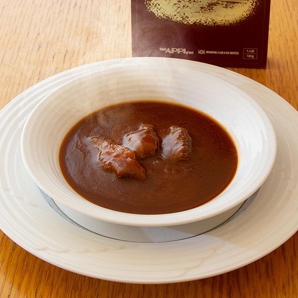 総料理長のこだわりシリーズ ビーフカレー&牛肉の赤ワイン煮セット