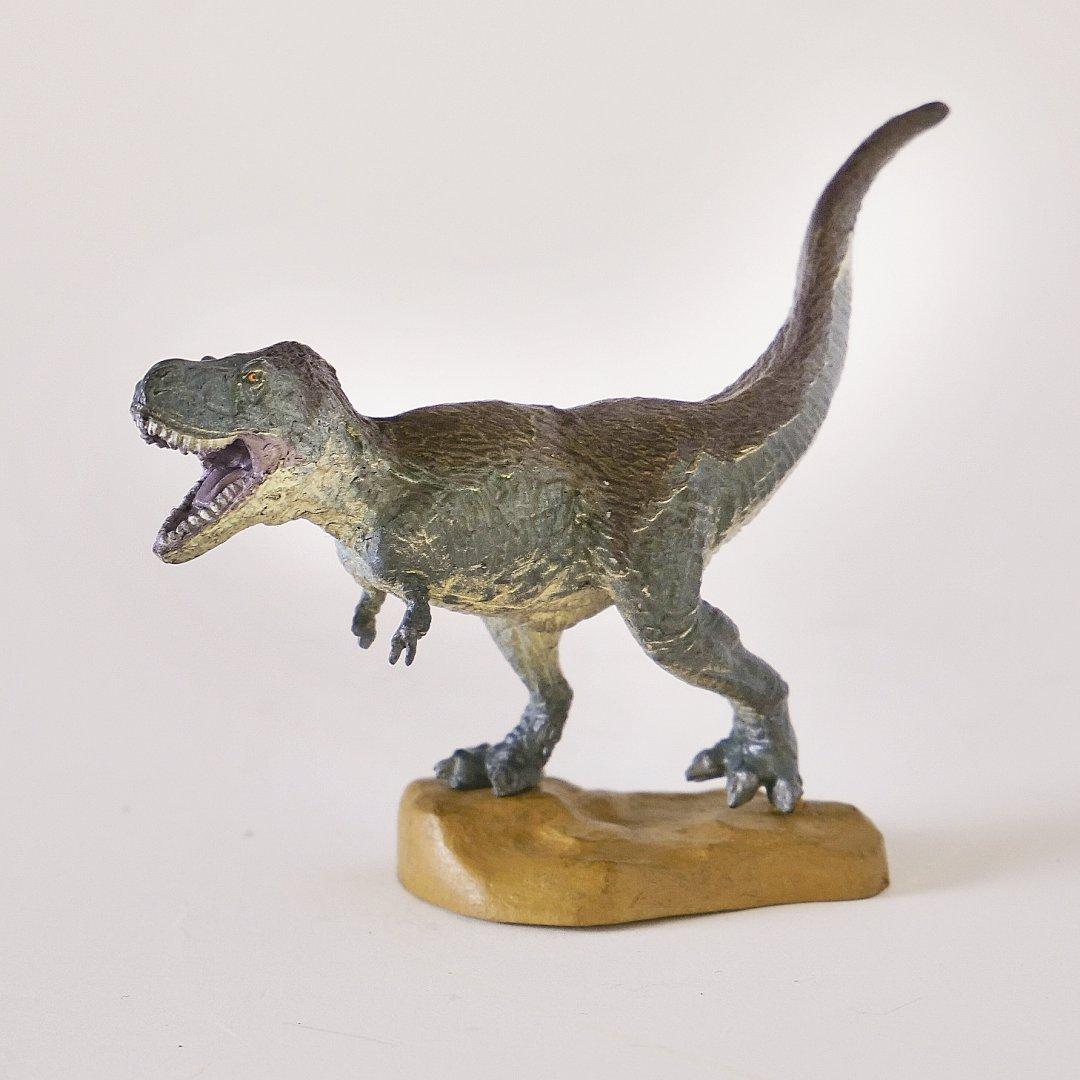 ミニ 羽毛ティラノサウルス