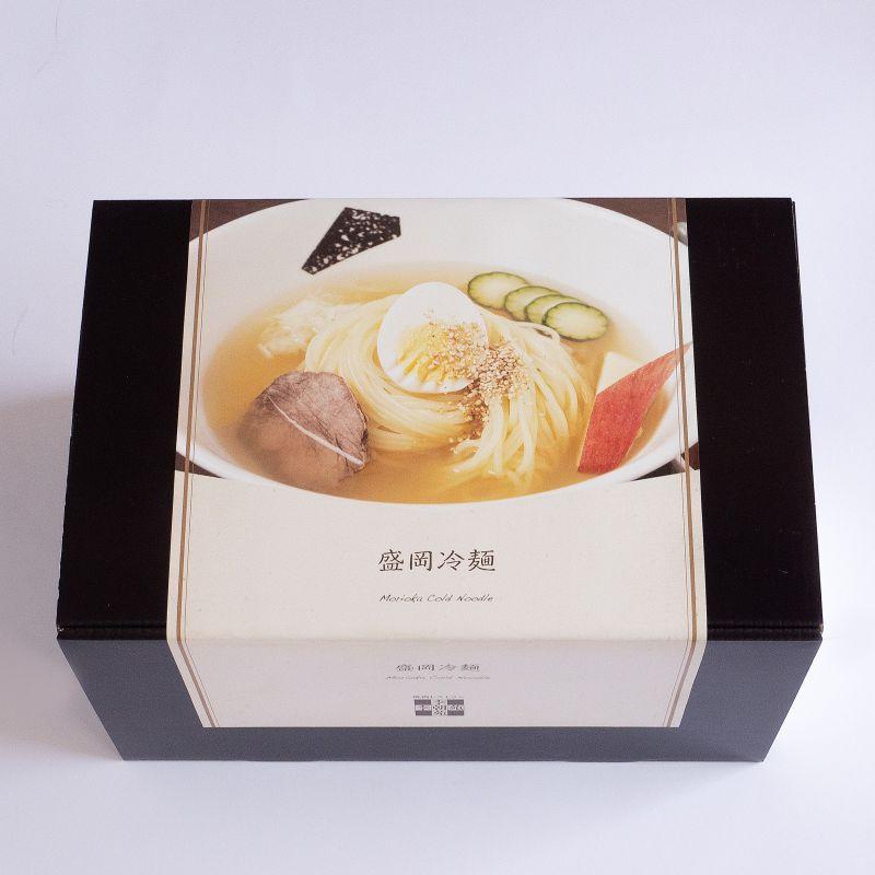 【1食入り】安比高原 総料理長のこだわりシリーズ 盛岡冷麺 具材・スープ・麺セット