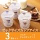 【ビッグサイズ】安比高原牧場 アイスクリーム 480mlカップ 3個セット A-4W