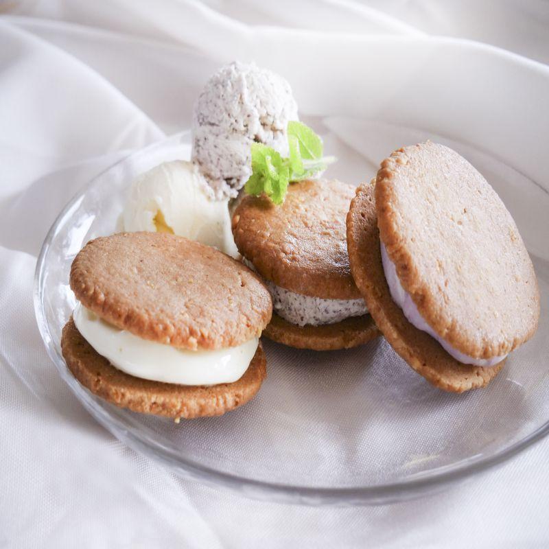 安比高原牧場 クッキーアイス  4個セット