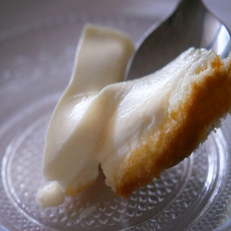 レアチーズケーキ&アイスセットM-6