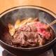 いわて安比牛すき焼きセット150g (野菜・特製割り下付き)