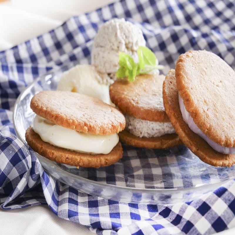 【味が選べる】安比高原牧場 クッキーアイス  1〜48個