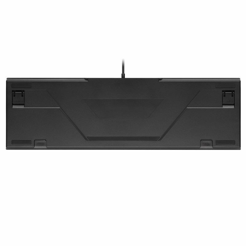 ゲーミングキーボード CORSAIR K60 RGB PRO SE CH-910D119-JP メカニカル CHERRY VIOLAスイッチ採用 Nキーロールオーバー対応 お取り寄せ [CH910D119JP]