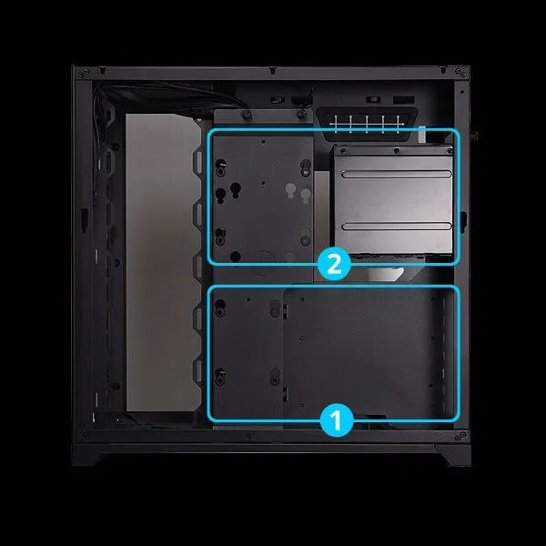 (Core i7-11700k/メモリ:DDR4 ARGB 16GB(8GBx2)/SSD:500GB NVMe/HDD:-/電源:750W 80PLUS GOLD/グラボ:-) Harigane-343113  カスタマイズ可能 BTOパソコン Harigane Gaming ゲーミングPC RAZER