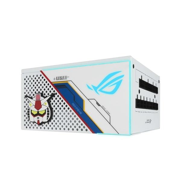 ASUS ガンダムコラボモデル 電源 ROG STRIX 850W GUNDAM EDITION[ROGSTRIX850WGUNDAMEDITION]