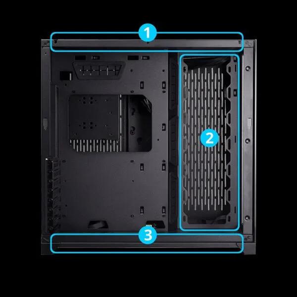(Core i9-11900k/メモリ:DDR4 ARGB 16GB(8GBx2)/SSD:500GB NVMe/HDD:-/電源:750W 80PLUS GOLD/グラボ:-) Harigane-343114  カスタマイズ可能 BTOパソコン Harigane Gaming ゲーミングPC RAZER