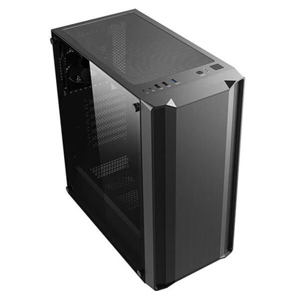 (基本構成 CPU:Ryzen5 PRO 4650G/メモリ:DDR4 8GB(4GBx2)/SSD:240GB/HDD:-/電源:550W 80PLUSブロンズ/グラボ:-) Barikata Kaedama-337015 BTOパソコン カスタマイズ可能