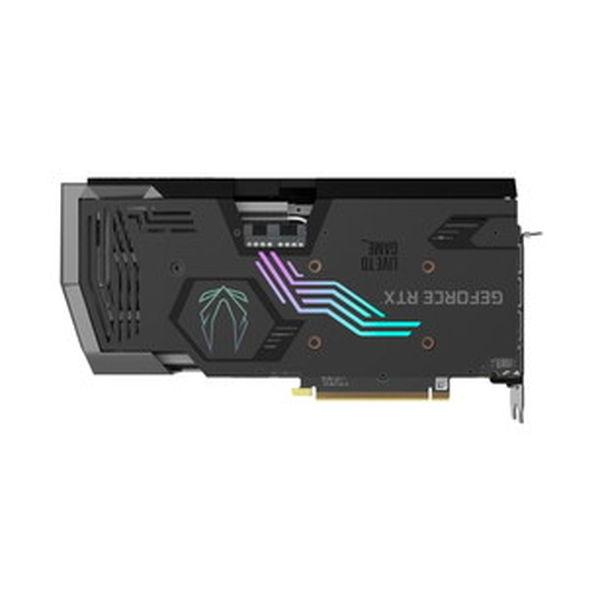 グラフィックボード ZOTAC GAMING GeForce RTX 3070 AMP Holo ZT-3070-8G-AMPH/ZT-A30700F-10P NVIDIA GeForce RTX 3070 [ZT30708GAMPH]