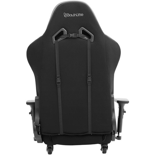 Bauhutte (バウヒュッテ) ゲーミングチェア プロシリーズ ゲーミング座椅子 リクライニング 4D稼働アームレスト採用 ブラック LOC-950RR-BK お取り寄せ ※メーカー在庫潤沢