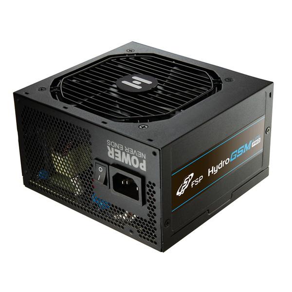 電源ユニット FSP Hydro GSM Lite PRO 750W HGS-750M 対応規格 ATX12V v2.52 EPS12V v2.92 電源容量 750W 80PLUS認証 Gold サイズ 150x140x86mm 重量 2.141kg [HydroGSMLitePRO750W]