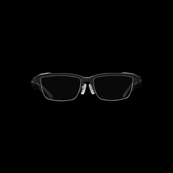Bauhutte (バウヒュッテ) ゲーミングメガネ ブラック レンズ横幅56mm/鼻幅17mm/テンプル長135mm/全体幅145mm ゲーミングメガネ BGG-01-BK -お取り寄せ品-※メーカー在庫潤沢