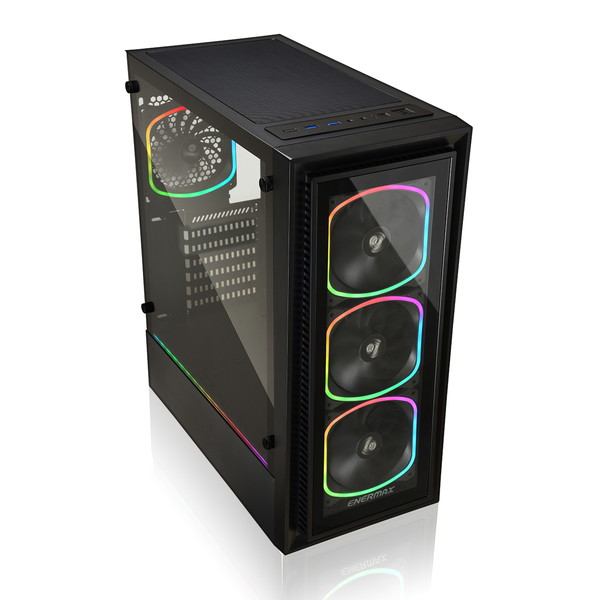 (Ryzen7 5800X/メモリ:DDR4 8GB(8GBx1)/SSD:500GB NVMe/HDD:-/電源:750W 80PLUS GOLD/グラボ:GT710) Barikata-343128  カスタマイズ可能 BTOパソコン Barikata SF30 [無料特典] ヘルプデスク60分(30分×2回)付き