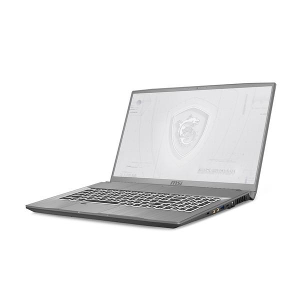 17.3インチ / Core i7 / Quadro T2000 / メモリ : 16GB / SSD : 512GB / Win10 Pro / ノートパソコン MSI モバイルワークステーション WF75-10TJ-296JP