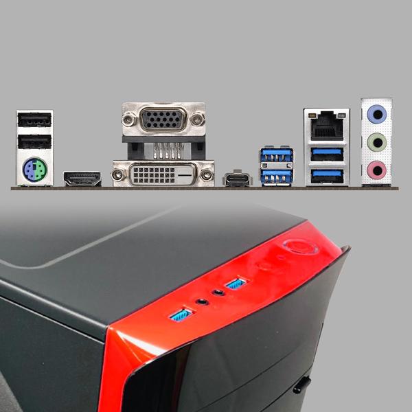 【アプライドネット限定 BTOパソコン】BKI39100AS1HS240 (基本構成 CPU:Core i3 9100/メモリ:DDR4 8GB(4GBx2)/SSD:240GB/HDD:ー/電源:500W 80PLUSブロンズ/グラボ:ー)