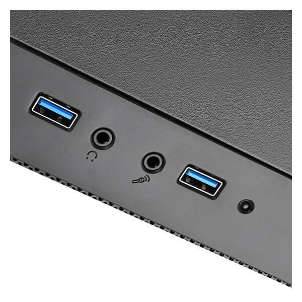 (Ryzen5 5600X/メモリ:DDR4 8GB(8GBx1)/SSD:500GB NVMe/HDD:-/電源:650W 80PLUS BRONZE/グラボ:GT710) Barikata-343133  カスタマイズ可能 BTOパソコン Barikata PS15