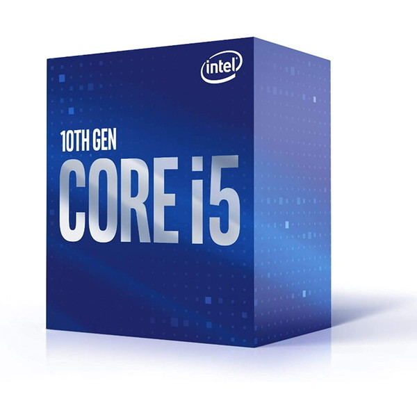 intel CPU Core i5-10400 プロセッサー 2.90GHz(最大4.3 GHz) 12 MBキャッシュ 6コア [BX8070110400]