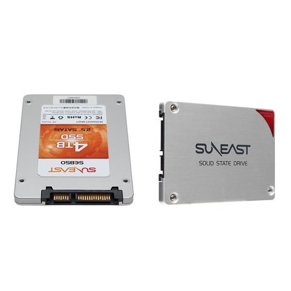 サンイースト SUNEAST SE850-4TB SE25SA04T-M3DT SE850 SATA 2.5インチ 4TB SSD内蔵 3D TLC NAND 省電力 高速 [SE25SA04TM3DT]