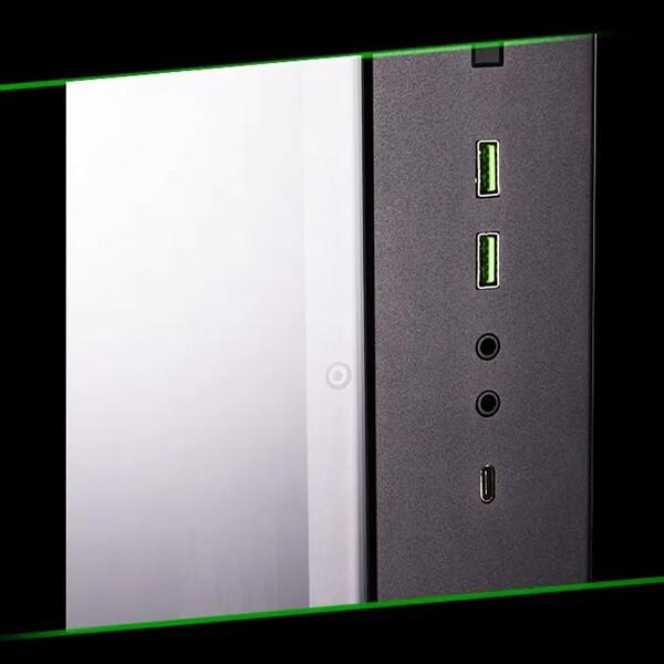 (Core i7-10700K/メモリ:DDR4 ARGB 16GB(8GBx2)/SSD:500GB/HDD:-/電源:750W 80PLUS GOLD/グラボ:-) Harigane-337535  カスタマイズ可能 BTOパソコン Harigane Gaming ゲーミングPC RAZER