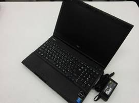 """【中古PC】NECノートPC VersaPro PC-VK26 Core i5 4210M(2.6G) 4GB 320GB DVD-ROM 15.6"""" カメラ〇 無線LAN○ テンキー〇 Win10home64bit(MAR)"""