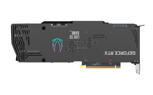 グラフィックボード・ビデオカード ZOTAC ゾタック  GeForce RTX 3080 Trinity OC 10GB ZT-3080-10G-OC/ZT-A30800J-10P PCI Express 4.0 x16 HDMIx1 DisplayPortx3 GDDR6X 10GB [ZT308010GOCZTA30800J]