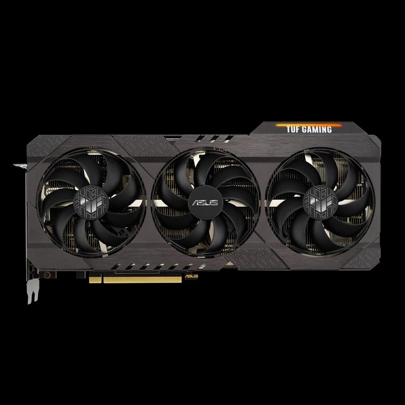 グラフィックボード・ビデオカード ASUS エイスース・アスースTUF-RTX3070-O8G-GAMING  NVIDIA GeForce RTX 3070 PCI Express 4.0 HDMIx2 DisplayPortx3 GDDR6 8GB [TUFRTX3070O8GGAMING]