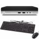HP EEliteDesk 800 G4 ED TWR EliteDesk 800 G4 ED TWR(Corei5/4GB/HDD500GB/DVDマルチ/Win10Pro) お取り寄せ