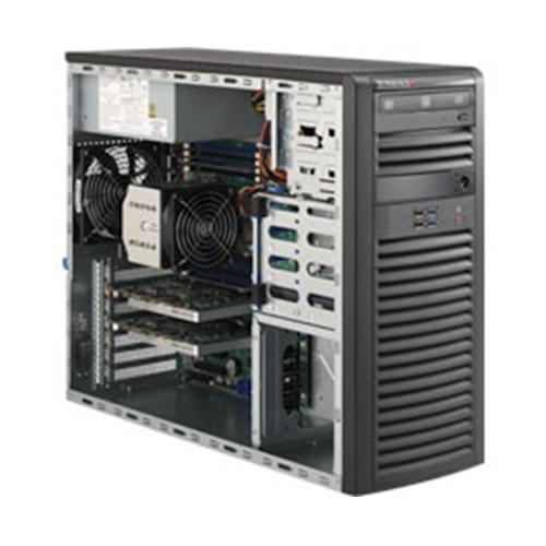 【ワークステーション】 APPLIED CERVO Grasta Type-IS2S-Q 1CPU 搭載ワークステーション(最大 Xeon® Scalable 1CPU / 最大 Quadro RTX™ 8000 1GPU)