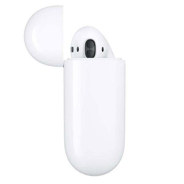 イヤホン・ヘッドホン APPLE アップル AirPods with Wireless Charging Case 第2世代 MRXJ2J/A (タイプ:インナーイヤー 装着方式:完全ワイヤレス(左右分離型))