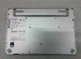 """【中古PC】Panasonic モバイルノート CF-SZ5PDYVS Core i5 6300U(2.4G) 8GB SSD256GB ドライブなし 12.1"""" カメラ〇 無線LAN○ テンキー× Win10home64bit(MAR)"""