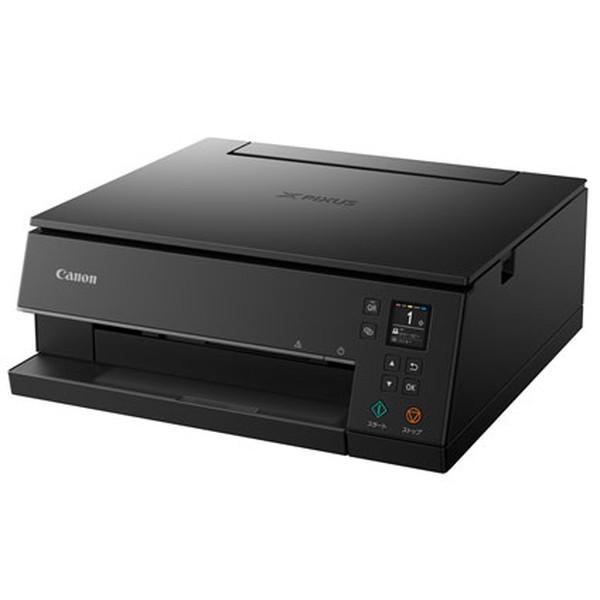プリンタ CANON(キヤノン)PIXUS TS7330 PIXUS TS7330 ブラック タイプ:インクジェット 最大用紙サイズ:A4 解像度:4800x1200dpi 機能:コピー/スキャナ [PIXUSTS7330BK]