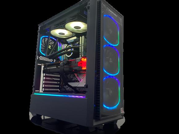 (Core i5-11400/メモリ:DDR4 8GB(8GBx1)/SSD:500GB NVMe/HDD:-/電源:750W 80PLUS GOLD/グラボ:-) Barikata-398853 カスタマイズ可能 BTOパソコン Barikata SF30