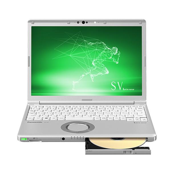 Panasonic 12.1インチ Corei5-8365U SSD:256GB メモリ:8GB Win10Pro 64 CF-SV8RDCVS Let's note SV8 ノートパソコン パナソニック -お取り寄せ品-