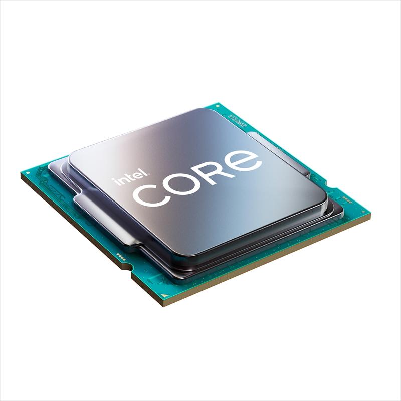 CPU インテル11th intel Core i5 11600KF BOX RocketLake-S クロック周波数 3.9GHz ソケット形状 LGA1200 [BX8070811600KF]