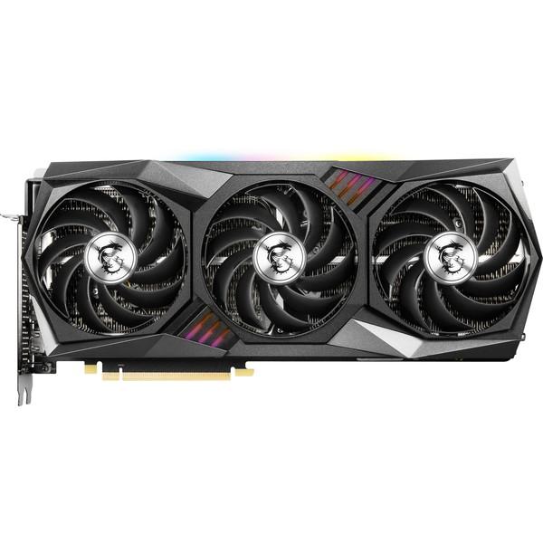 グラフィックボード ビデオカード MSI エムエスアイ GeForce RTX 3080 GAMING Z TRIO 10G LHR [RTX3080GAMINGZTRIO10GLHR]