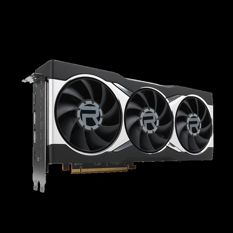 グラフィックボード・ビデオカード ASUS Radeon RX 6900XT-16G AMD Radeon RX6900XT PCI Express 4.0 HDMIx2 DisplayPortx1 メモリ GDDR6 16GB
