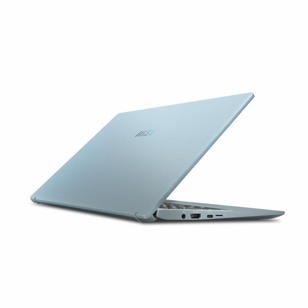 (テレワークに最適・薄型軽量ビジネスノートPC)msi Modern-14-B11MO-098JP(14インチ フルHD/Core i5-1135G7/UHD グラフィックス/8GB/SSD 512GB)