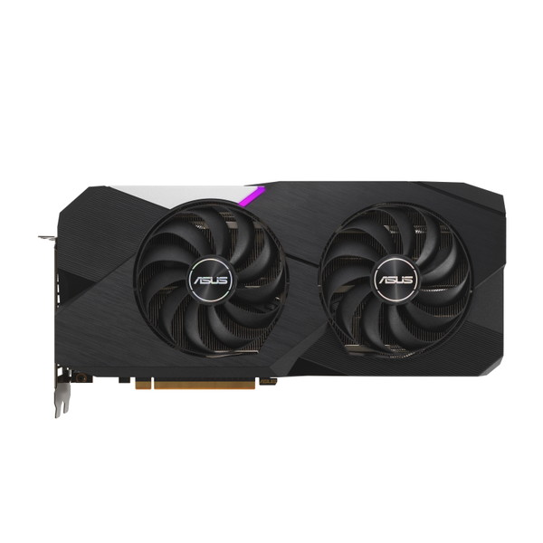 グラフィックボード・ビデオカード ASUS DUAL-RX6700XT-12G AMD Radeon RX 6700 XT [ASUSDUALRX6700XT12G]