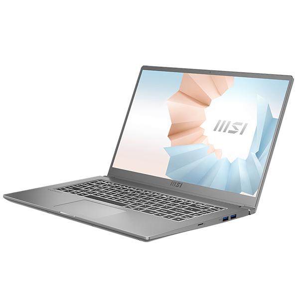 15.6インチ / Core i3 / SSD 256GB / メモリ 8GB / Win10 Home / ビジネス・クリエイターノートパソコン msi エムエスアイ Modern-15-A10M-476JP