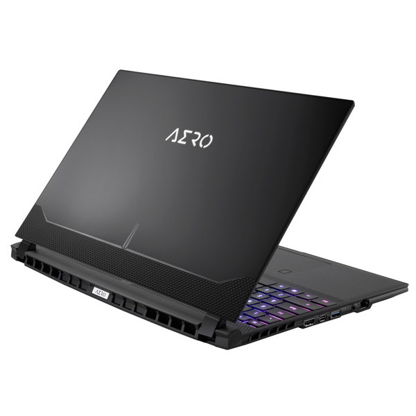 15.6インチ 有機EL 4K / Core i9 11980HK / RTX 3080 / メモリ 32GB / SSD 1.5TB / Win10 Pro / GIGABYTE ギガバイト ゲーミングノートパソコン AERO 15 OLED YD-93JP648SP