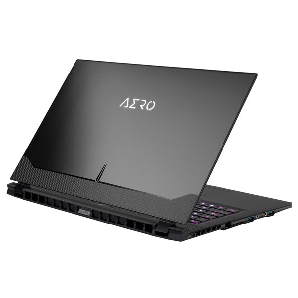 17.3インチ 4K / Core i9 11980HK / RTX 3080 / メモリ 32GB / SSD 1.5TB / Win10 Pro / GIGABYTE ギガバイト ゲーミングノートパソコン AERO 17 HDR YD-93JP548SP