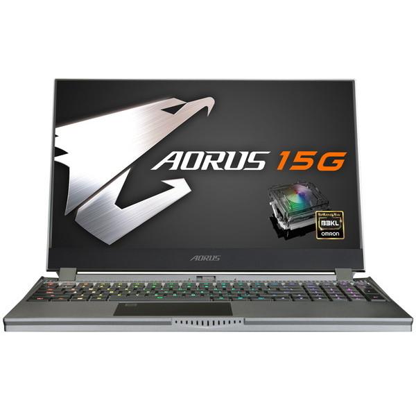 画面15.6インチ Core i7 10875H SSD:512GB メモリ:16GB グラボ:RTX 2080 Super Windows 10 Pro ノートパソコン ゲーミングPC GIGABYTE ギガバイト AORUS 15G YB-8JP2130MP
