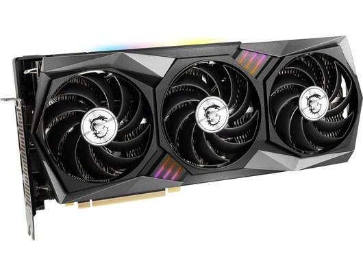 グラフィックボード ビデオカード MSI エムエスアイ GeForce RTX 3060 Ti GAMING X TRIO [RTX3060TiGAMINGXTRIO]